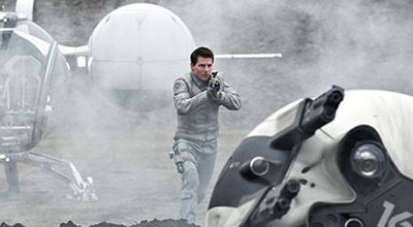 OBLIVION: BD Review