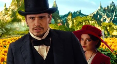 OZ - GREAT AND POWERFUL: BD Review