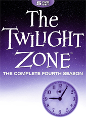 The Twilight Zone - The Complete Fourth Season: DVD Review