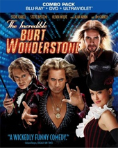 The Incredible Burt Wonderstone: BD Review
