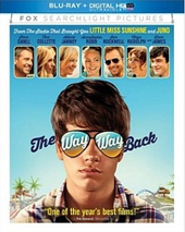 The Way, Way Back: BD Review