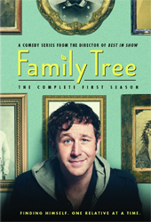 Family Tree - The Complete First Season: DVD Review