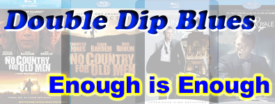Double Dip Blues: Enough is Enough