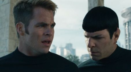 STAR TREK - INTO DARKNESS: BD Review