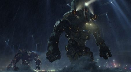 PACIFIC RIM headed to 3D Blu-ray...