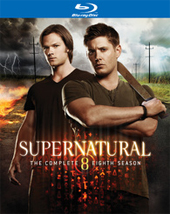 Supernatural - The Complete Eighth Season: BD Review